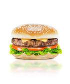 Delicious burger  — Stock Photo