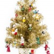Christmas tree — Stock Photo #15342307