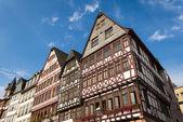 Frankfurt merkez meydanı — Stok fotoğraf