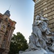 Odessa Opera details — Stock Photo