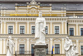 Monument of Princess Olga — Stock Photo