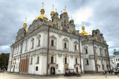 Lavra church in kiev — Stock Photo