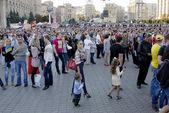 Kyjev, ukrajina - 24 srpna 2013 - indipendence den — Stock fotografie