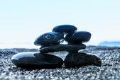SPA stones — Stock Photo