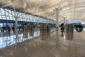 Modern airport — Stock Photo