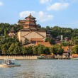 The summer palace in the city of Beijing — 图库照片