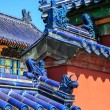 Rooftops of the forbidden city in Beijing — Stock Photo