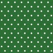 Seamless polka-dotted background — Stock Photo