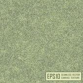 Realistische diagonale textuur van jute, doek. — Stockvector