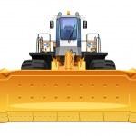 Bulldozer — Stock Vector #46267805