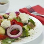 Greek Salad — Stock Photo #22294801