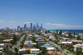 Gold Coast view — Stock Photo