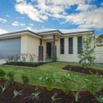 Suburban house — Stock Photo #22338901