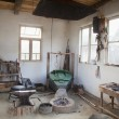 Blacksmith workshop - Stock Photo