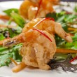 Tempura prawns — Stock Photo #22912714