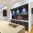 Luxury kitchen — Stockfoto