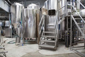 Micro brewery — Photo