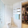Modern bathroom — Foto Stock