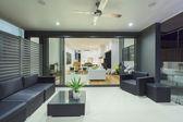 Interior casa de luxo — Foto Stock