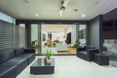 Luxury home interior — ストック写真