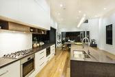 Luxusní domácí interiér — Stock fotografie