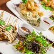 Mixed tapas — Stock Photo #22951660