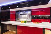 Moderne keuken — Stockfoto