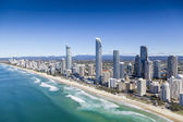 Gold coast, queensland, Austrália — Fotografia Stock