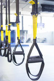 Suspension training — Stock Photo