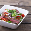 Thai beef salad — Stock Photo #40324251