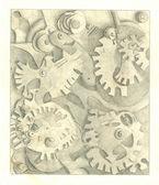 Mechanizm — Zdjęcie stockowe
