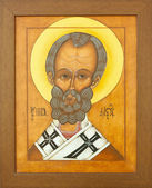 St. Nicholas — Stock Photo