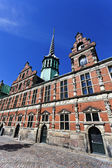 Borsen - Stock exchange in Copenhagen - Denmark — Stock Photo