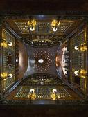 Dome of Palau Guell Palace (Gaudi) Barcelona - Spain — Fotografia Stock