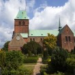 Stock Photo: Ratzerburger Dom in Ratzeburg - Gross Herzogtum Lauenburg, North Germany