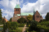 Ratzerburger Dom in Ratzeburg - Gross Herzogtum Lauenburg, North Germany — ストック写真