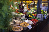 Vegetable and fruit market in Helsinki - Finland — ストック写真