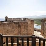 Spanish colonial fortress Castillo de San Pedro de la Roca del Morro in Santiago de Cuba, Cuba, North America — Stock Photo