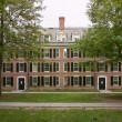 Stock Photo: Colonial Brick Building