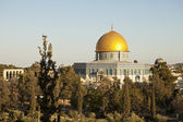 Dome Of The Rock — 图库照片