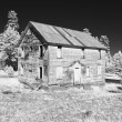 Ghost Bunkhouse In The Ochocos — Stock Photo
