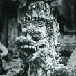 Balinese Temple Sculptures — Stock Photo