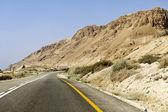 ölü deniz dağlar — Stok fotoğraf