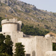 Stock Photo: Dubrovnik Stone Walls