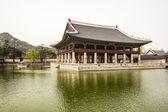 The Gyeonghoeru Pavilion — Stock Photo