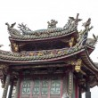 Longshan Temple Pagoda - Stock Photo