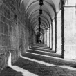 Stock Photo: Temple Mount Corridor