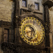 Czech Astronomical Clock — Stock Photo