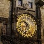Czech Astronomical Clock — Stock Photo