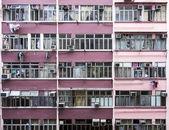 Hong kong lägenheter — Stockfoto